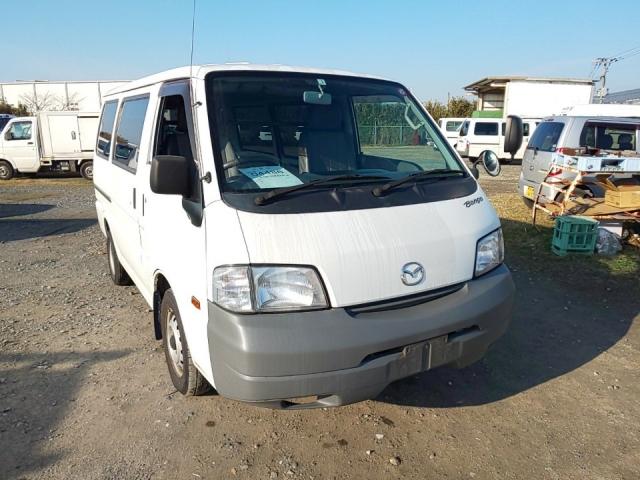 Import and buy MAZDA BONGO VAN 2013 from Japan to Nairobi, Kenya