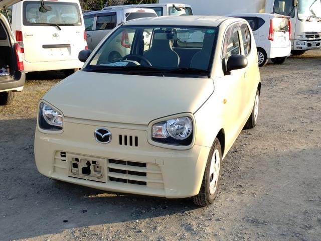 Import and buy MAZDA CAROL 2016 from Japan to Nairobi, Kenya