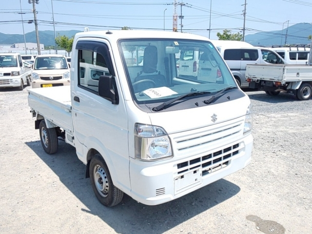 Import and buy SUZUKI CARRY TRUCK 2019 from Japan to Nairobi, Kenya