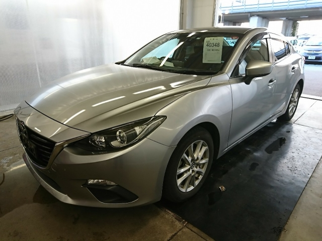 Import and buy MAZDA AXELA 2015 from Japan to Nairobi, Kenya