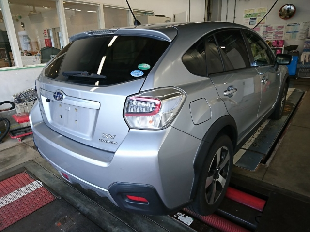 Import and buy SUBARU XV 2015 from Japan to Nairobi, Kenya