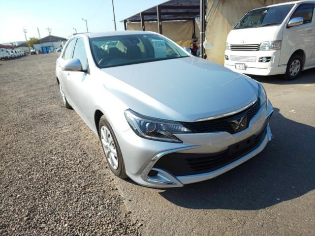 Import and buy TOYOTA MARK X 2017 from Japan to Nairobi, Kenya