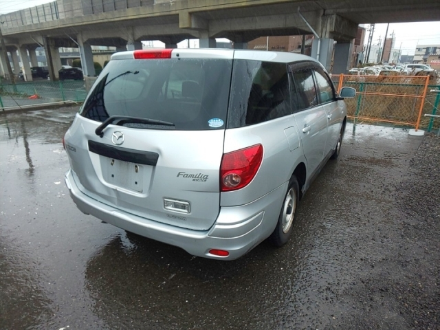 Import and buy MAZDA FAMILIA VAN 2016 from Japan to Nairobi, Kenya