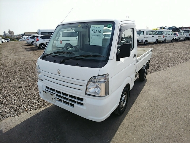 Import and buy SUZUKI CARRY TRUCK 2015 from Japan to Nairobi, Kenya