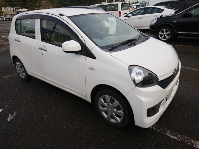 Import and buy DAIHATSU MIRA E S 2015 from Japan to Nairobi, Kenya