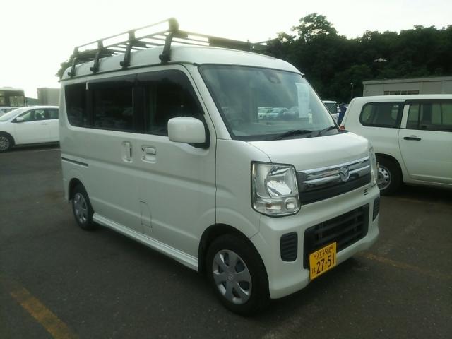 Import and buy MAZDA SCRUM 2015 from Japan to Nairobi, Kenya
