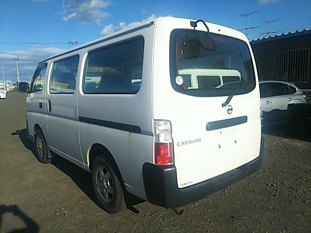 Buy Nissan Caravan Van 2011 From Japan Auction And Import To Kenya