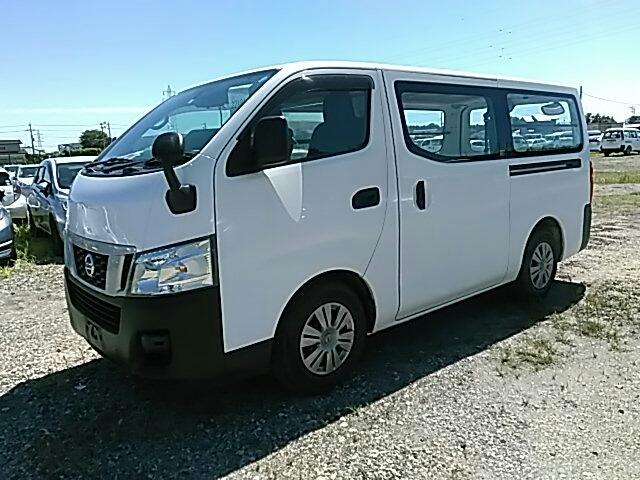 Buy Import Nissan Caravan Van 2013 To Kenya From Japan Auction