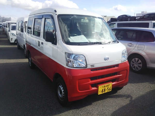 Import and buy DAIHATSU HIJET VAN 2013 from Japan to Nairobi, Kenya