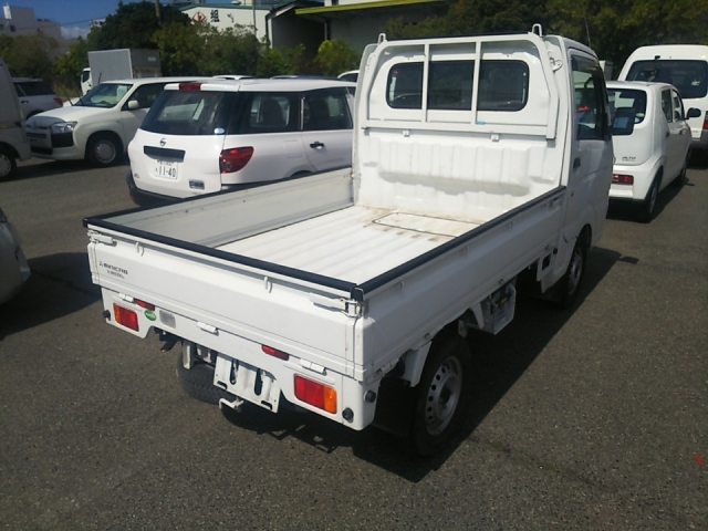Import and buy MITSUBISHI MINICAB TRUCK 2014 from Japan to Nairobi, Kenya