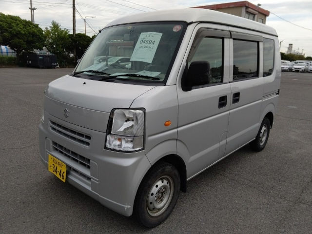 Import and buy SUZUKI EVERY 2013 from Japan to Nairobi, Kenya