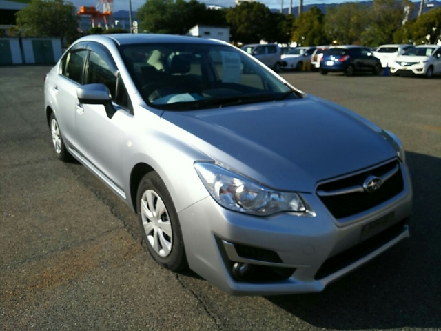 Import and buy SUBARU IMPREZA G4 2015 from Japan to Nairobi, Kenya