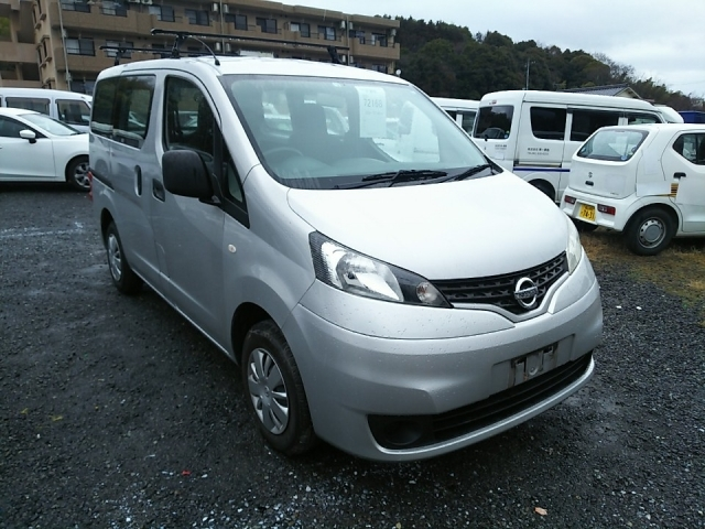 Import and buy NISSAN NV200 2015 from Japan to Nairobi, Kenya
