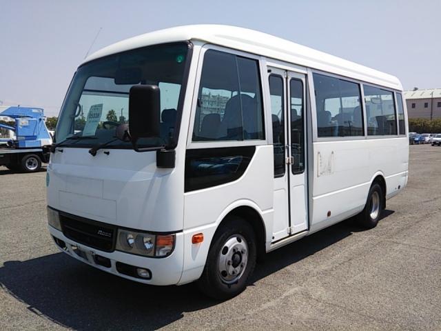 Import and buy MITSUBISHI ROSA 2014 from Japan to Nairobi, Kenya