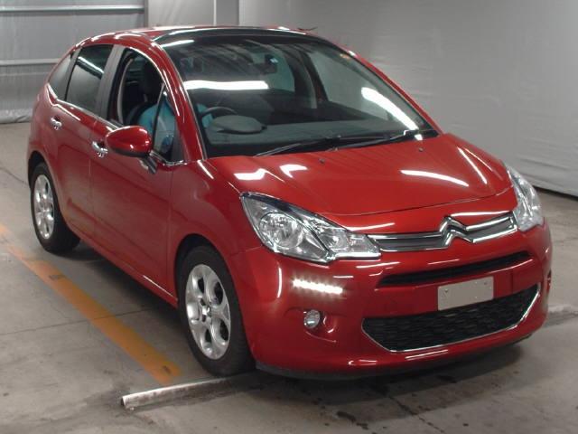 Import and buy CITROEN C3 2015 from Japan to Nairobi, Kenya