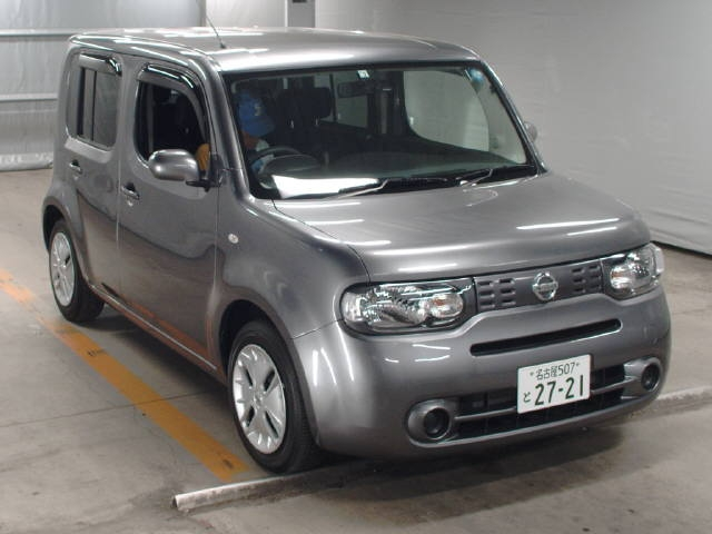 Buy Import Nissan Cube 2018 To Kenya From Japan Auction