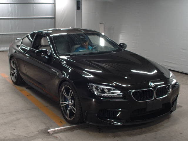Import and buy BMW M6 2013 from Japan to Nairobi, Kenya