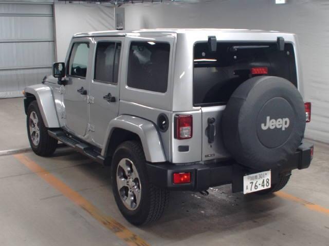 Import and buy CHRYSLER JEEP WRANGLER 2015 from Japan to Nairobi, Kenya