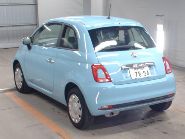 Import and buy FIAT 500 2017 from Japan to Nairobi, Kenya