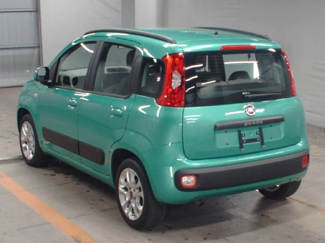 Import and buy FIAT PANDA 2015 from Japan to Nairobi, Kenya