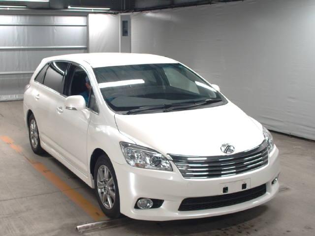 Import and buy TOYOTA MARK X ZIO 2013 from Japan to Nairobi, Kenya