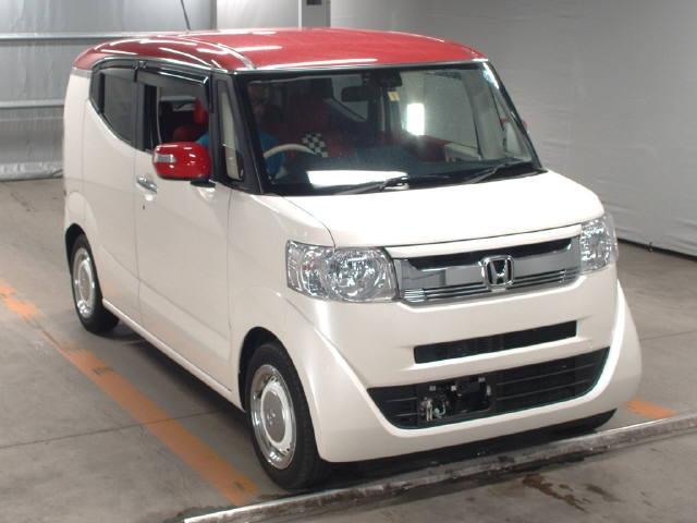 Import and buy HONDA N BOX SLASH 2016 from Japan to Nairobi, Kenya