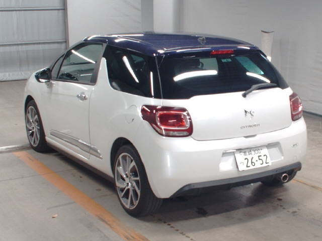 Import and buy CITROEN DS3 2015 from Japan to Nairobi, Kenya