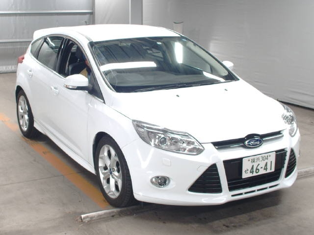 Import and buy FORD FOCUS 2015 from Japan to Nairobi, Kenya