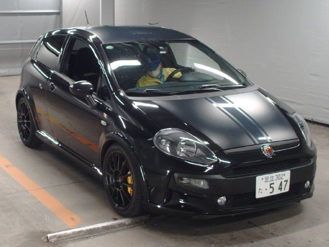 Import and buy FIAT PUNTO 2013 from Japan to Nairobi, Kenya