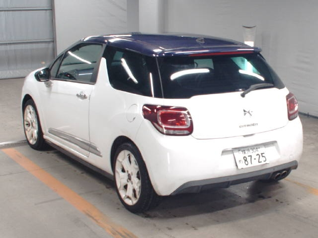 Import and buy CITROEN DS3 2013 from Japan to Nairobi, Kenya