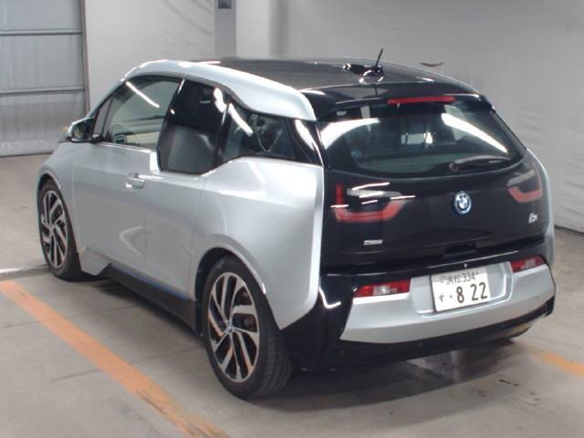 Import and buy BMW i3 2015 from Japan to Nairobi, Kenya