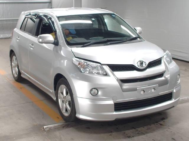 Import and buy TOYOTA IST 2014 from Japan to Nairobi, Kenya