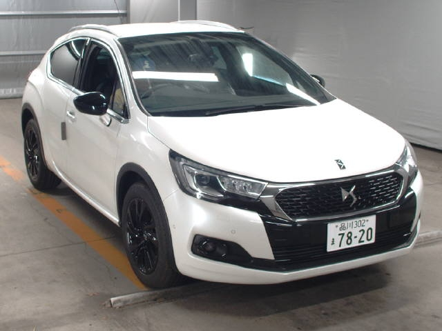 Import and buy CITROEN DS4 2018 from Japan to Nairobi, Kenya