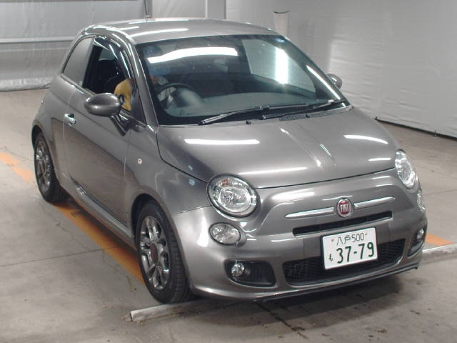 Import and buy FIAT 500S 2015 from Japan to Nairobi, Kenya