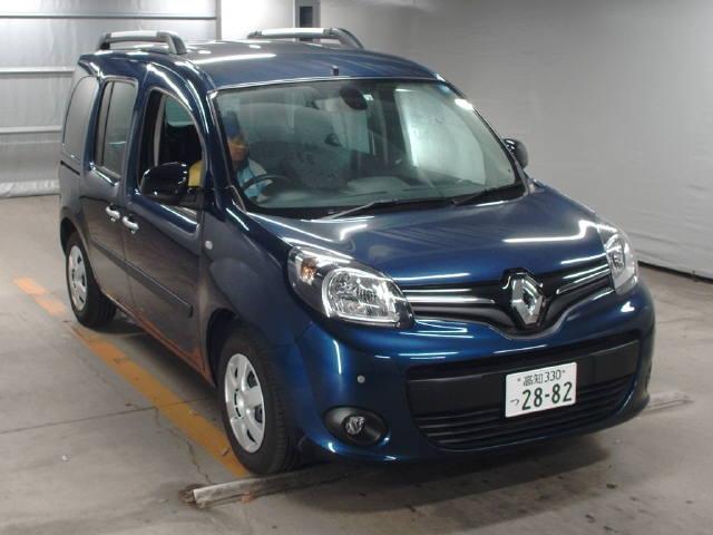 Import and buy RENAULT KANGOO 2018 from Japan to Nairobi, Kenya