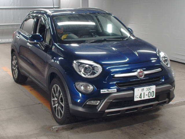 Import and buy FIAT 500X 2016 from Japan to Nairobi, Kenya
