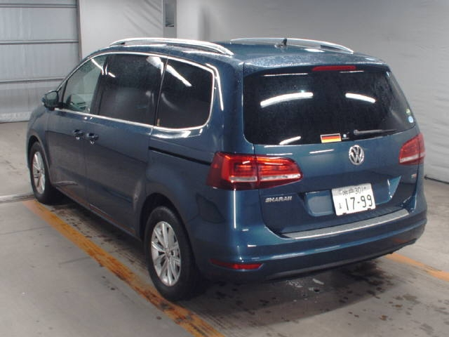 Import and buy VOLKSWAGEN SHARAN 2016 from Japan to Nairobi, Kenya