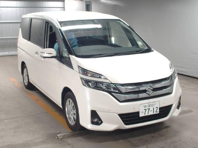 Import and buy SUZUKI LANDY 2016 from Japan to Nairobi, Kenya