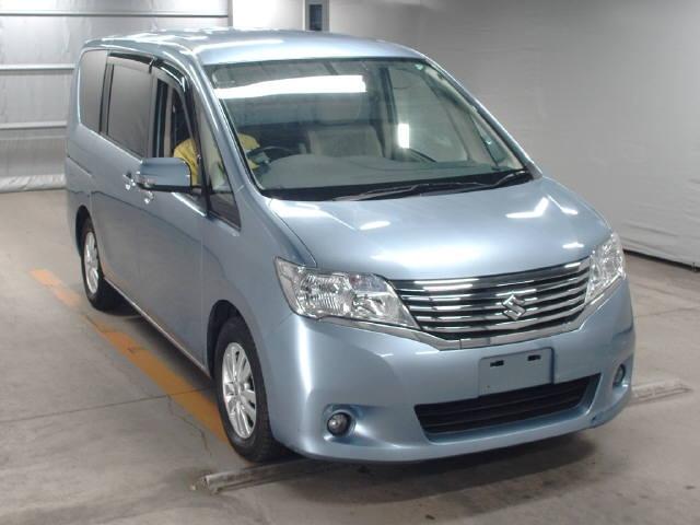 Import and buy SUZUKI LANDY 2013 from Japan to Nairobi, Kenya