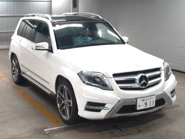 Import and buy MERCEDES BENZ GLK CLASS 2013 from Japan to Nairobi, Kenya