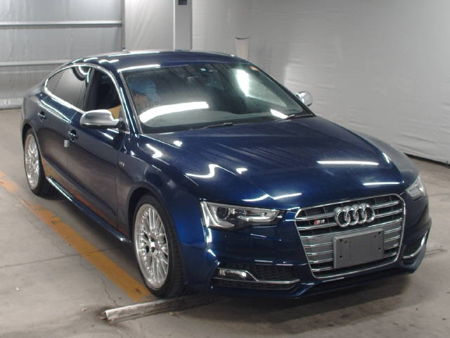 Import and buy AUDI S5 2013 from Japan to Nairobi, Kenya