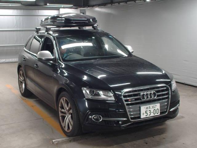 Import and buy AUDI SQ5 2014 from Japan to Nairobi, Kenya