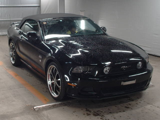 Import and buy FORD MUSTANG 2014 from Japan to Nairobi, Kenya
