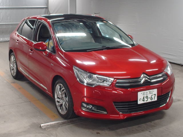 Import and buy CITROEN C4 2013 from Japan to Nairobi, Kenya