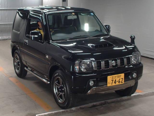 Import and buy SUZUKI JIMNY 2018 from Japan to Nairobi, Kenya
