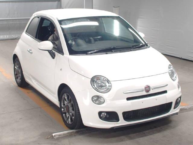 Import and buy FIAT 500S 2015 from Japan to Nairobi, Kenya