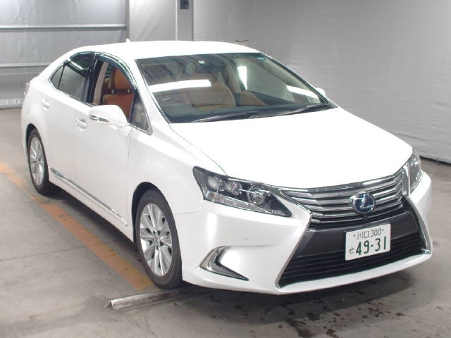 Import and buy LEXUS HS 2014 from Japan to Nairobi, Kenya