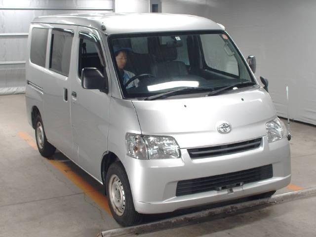 Import and buy TOYOTA LITE ACE VAN 2015 from Japan to Nairobi, Kenya