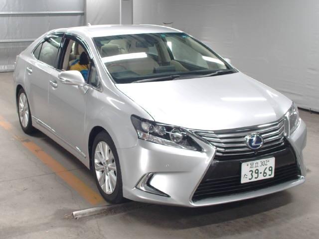 Import and buy LEXUS HS 2015 from Japan to Nairobi, Kenya