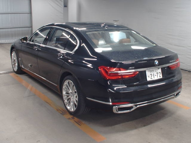 Import and buy BMW 7 SERIES 2017 from Japan to Nairobi, Kenya